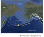 Magnitude 7.0 Andreanof Islands, Alaska - August 30, 2013