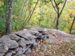 Stone wall in Massachusetts