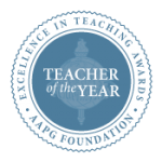 AAPG Teacher of the Year