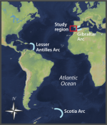 New Subduction Zone May Close Atlantic Ocean