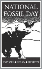 Submit your National Fossil Day artwork or photograph to the 2014 contest. (Sketch by Tom Conant for NPS.)