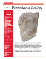 Pennsylvania Geology magazine