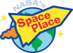 NASA's Space Place Logo