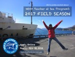 NOAA Teacher at Sea
