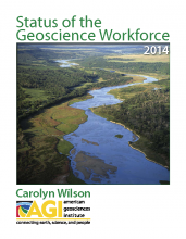 Status of Geoscience Workforce 2014