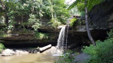 Buttermilk Falls (Beaver County)