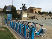 Bike share program comes to Philadelphia