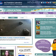 Jet Propulsion Laboratory Education Gateway