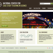 National Center for Case Study Teaching in Science Web Site
