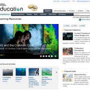 National Geographic - Education