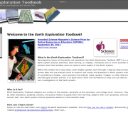 Earth Exploration Toolbook