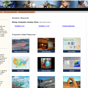 U.S. Geological Survey (USGS) Education Web Site